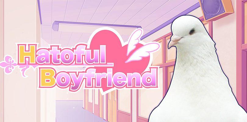 Hatoful Boyfriend: data di uscita europea per PS4 e PS Vita