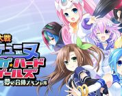 Hyperdimension War Neptunia VS Sega Hard Girls: le immagini di esordio