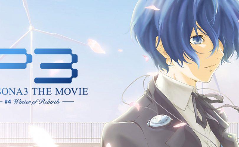 Persona 3 The Movie #4: Winter of Rebirth – ATLUS mostra il nuovo poster ufficiale