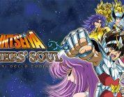 Saint Seiya: Soldiers' Soul, trailer e nuove immagini per i God Cloth