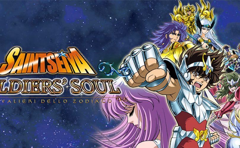 Saint Seiya: Soldiers' Soul è disponibile su STEAM