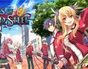 The Legend of Heroes: Trails of Cold Steel, disponibile da oggi su PS3 e PS Vita