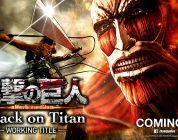 Attack on Titan: rivelate le prime immagini in-game