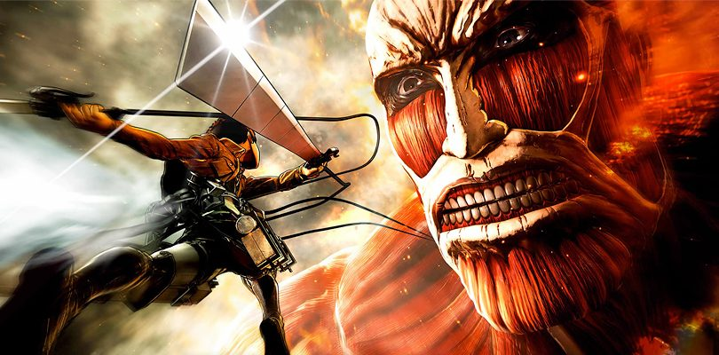 Attack on Titan: nuovo video di gameplay dal Taipei Game Show 2016