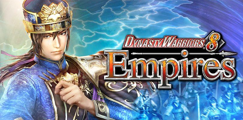 DYNASTY WARRIORS 8: Empires, una data per la versione PS Vita