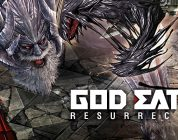 GOD EATER RESURRECTION: online il secondo trailer