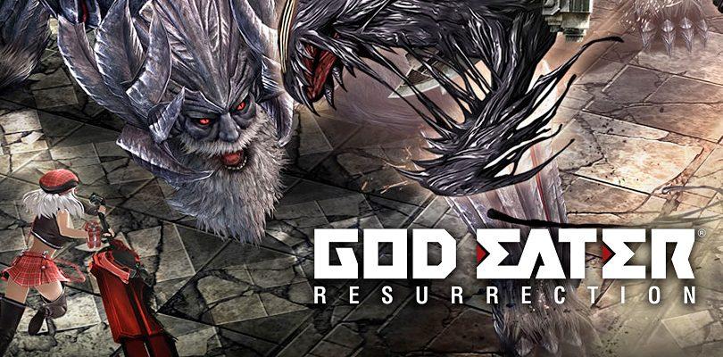GOD EATER RESURRECTION: online il secondo trailer