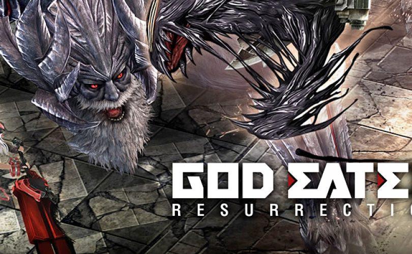 GOD EATER RESURRECTION e GOD EATER 2 RAGE BURST arrivano in Europa
