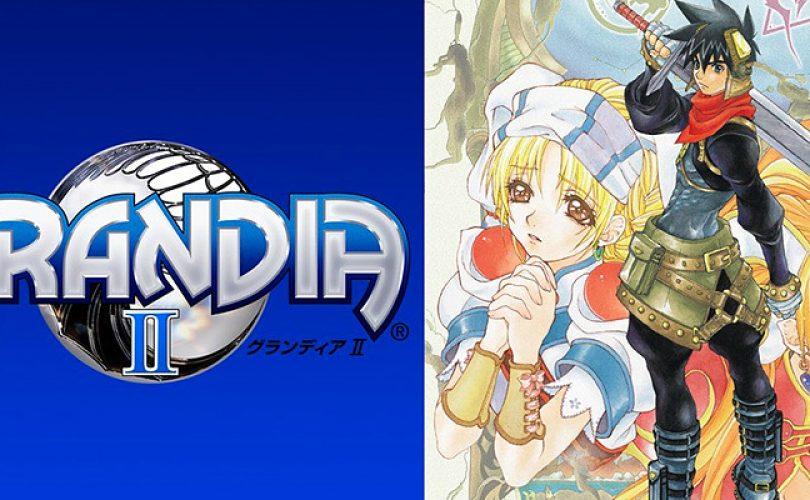 Grandia II Anniversary Edition disponibile su STEAM e GOG.com