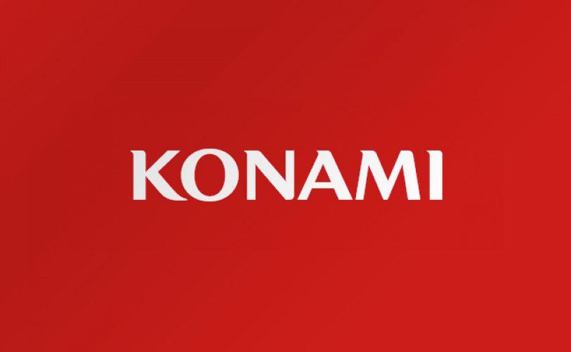 KONAMI: lineup del Tokyo Game Show 2016