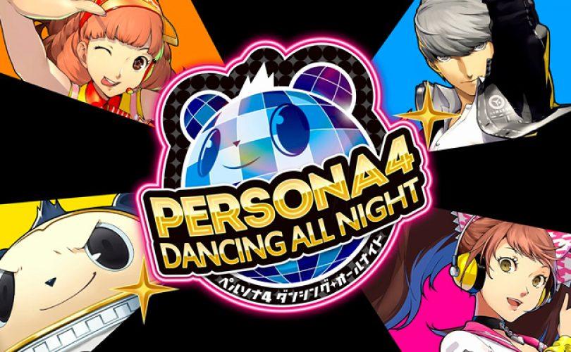Persona 4: Dancing All Night – Recensione