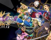 Project X Zone 2: BRAVE NEW WORLD, lo spot TV giapponese