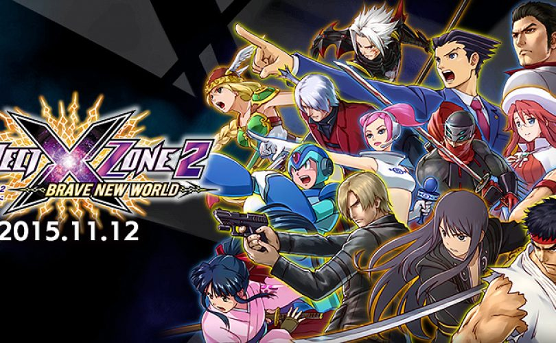 Project X Zone 2: rivelati Ryo Hazuki, Estelle e Ingrid