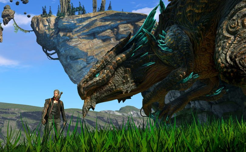 PlatinumGames - Scalebound