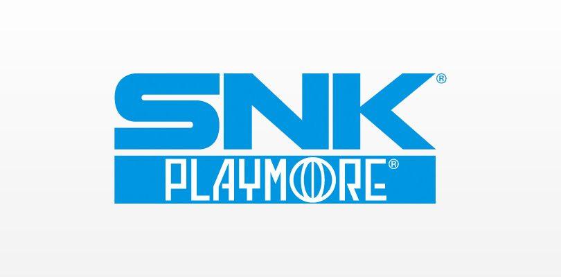 SNK Playmore annuncia l'apertura di SNK Entertainment