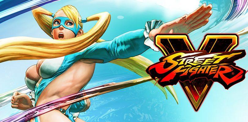 Street Fighter V: CAPCOM annuncia il ritorno di Rainbow Mika!