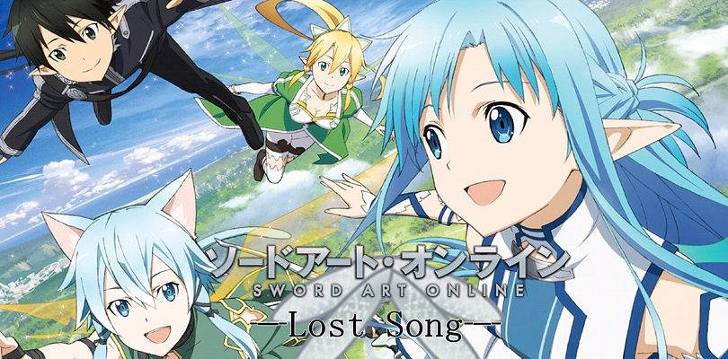 Sword Art Online: Lost Song, disponibile un nuovo trailer