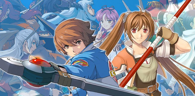 The Legend of Heroes: Sora no Kiseki SC Evolution annunciato per PS Vita