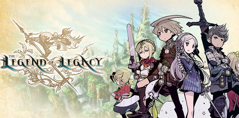 THE LEGEND of LEGACY: demo disponibile sull'eShop europeo