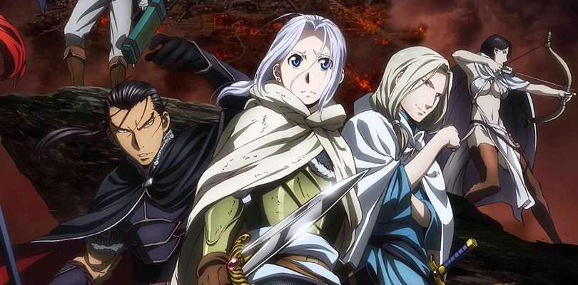 Arslan: The Warriors of Legend – Anteprima