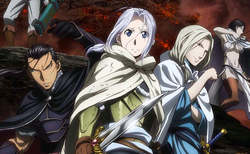 Arslan: The Warriors of Legend – Anteprima