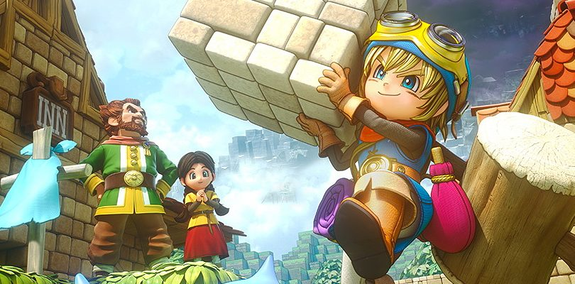 DRAGON QUEST Builders: nuovo video di gameplay