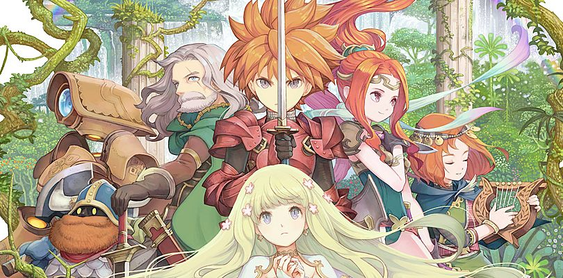 Adventures of Mana disponibile su iOS e Android