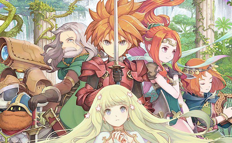 Adventures of Mana è disponibile in Europa su PS Vita
