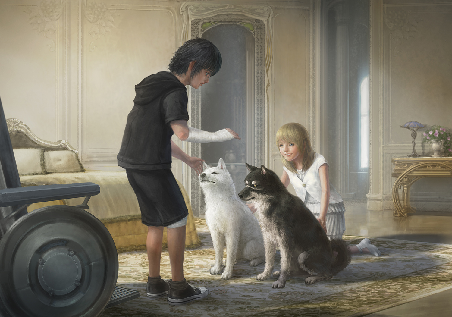 final-fantasy-xv-noctis-luna-artwork