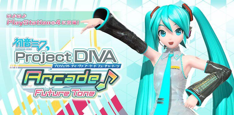 Hatsune Miku: Project DIVA Future Tone verrà lanciato in due versioni