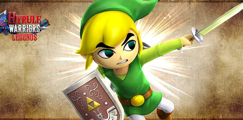 Hyrule Warriors: Legends avrà un capitolo dedicato a The Wind Waker