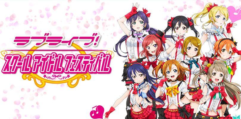 Love Live! School Idol Festival: annunciata la versione Arcade