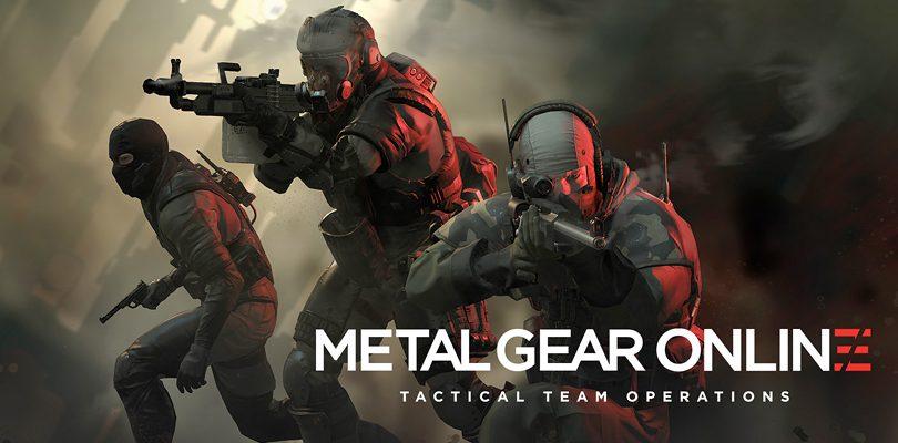 METAL GEAR ONLINE è disponibile su PC