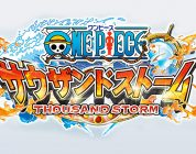 ONE PIECE: Thousand Storm annunciato per iOS e Android