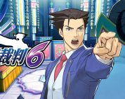 Phoenix Wright: Ace Attorney 6, la demo è disponibile in Giappone