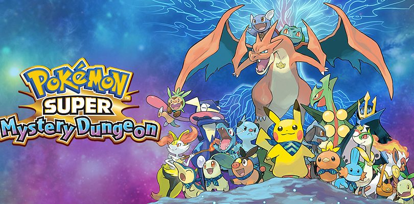 Pokémon Super Mystery Dungeon: in video i primi 45 minuti di gioco