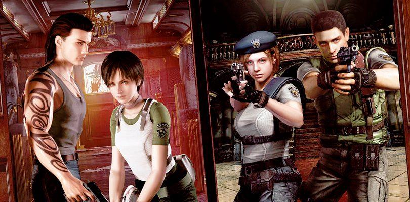 Resident Evil 0 HD Remaster: il trailer di lancio