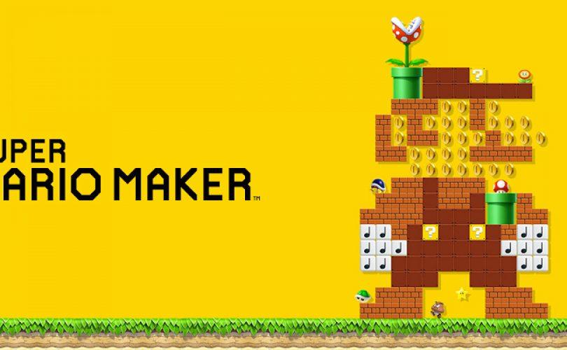 30 motivi per giocare a Super Mario Maker