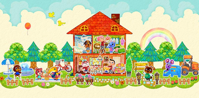 Animal Crossing: Happy Home Designer – Recensione