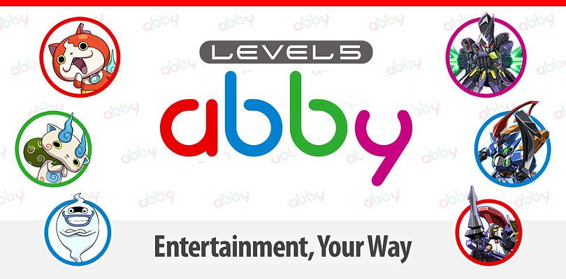 LEVEL-5 e Dentsu danno vita a LEVEL-5 abby Inc.
