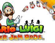 Tre nuovi video per Mario & Luigi: Paper Jam Bros.