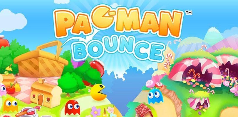 PAC-MAN Bounce esordisce su iOS e Android