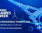 Conferenza PlayStation alla Paris Games Week 2015