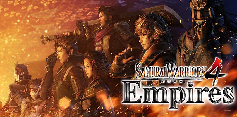 SAMURAI WARRIORS 4: Empires, nuovo trailer di 30 secondi