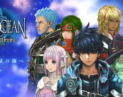 STAR OCEAN: Integrity and Faithlessness, la box art giapponese