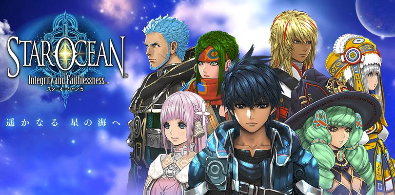 STAR OCEAN: Integrity and Faithlessness, due character trailer per Miki e Viktor