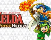The Legend of Zelda: Tri Force Heroes, Nintendo commenta l'assenza di Link viola