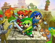 The Legend of Zelda: Tri Force Heroes, un nuovo trailer ci mostra il Covo Ostile