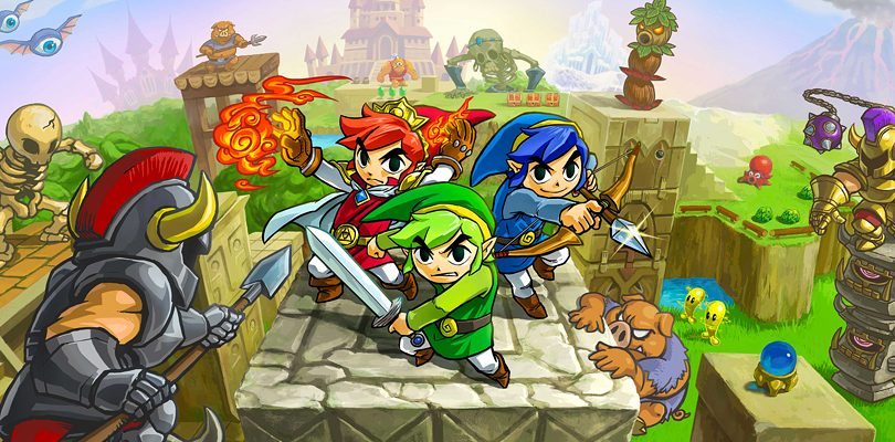 The Legend of Zelda: Tri Force Heroes, disponibile da oggi l'aggiornamento 2.0.0