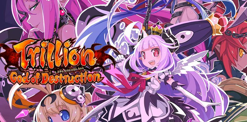 Trillion: God of Destruction, annunciata una Limited Edition occidentale